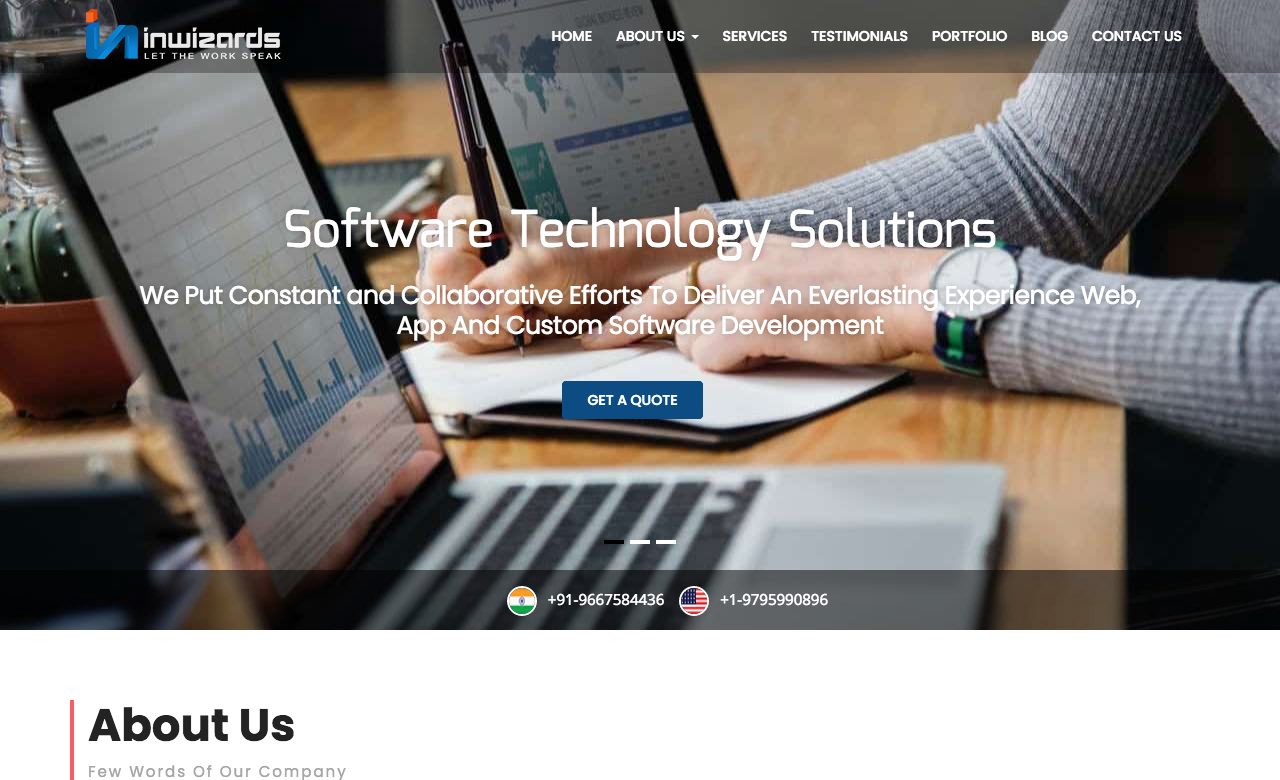 Inwizards Software Technology