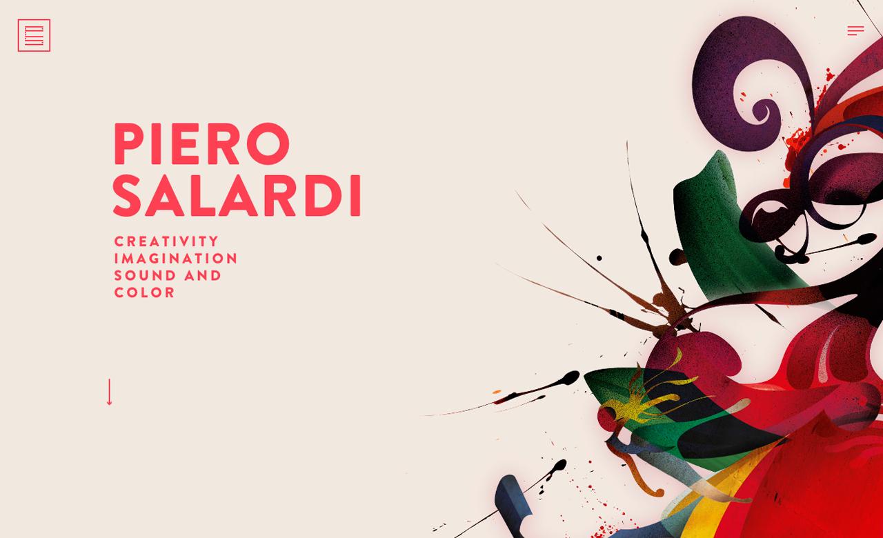 Piero Salardi's Portfolio