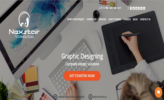 Nexstair Web Development Company