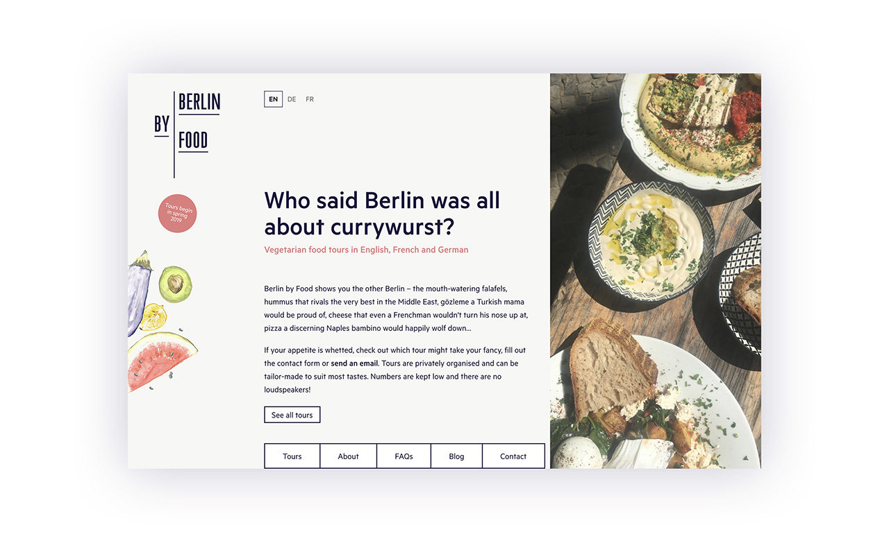 Berlin By Food