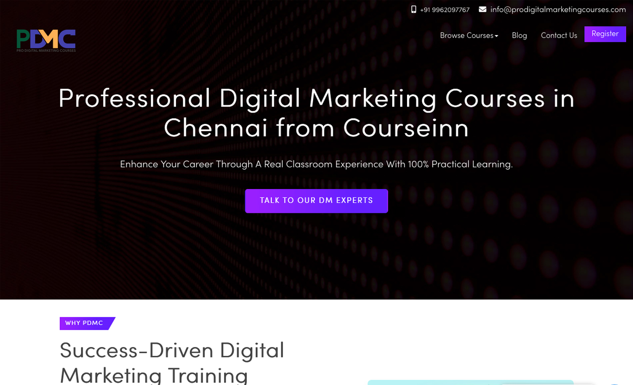 Pro Digital Marketing Course