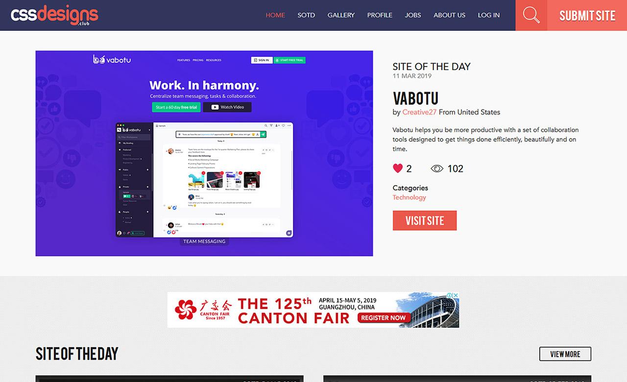 CSS Designs