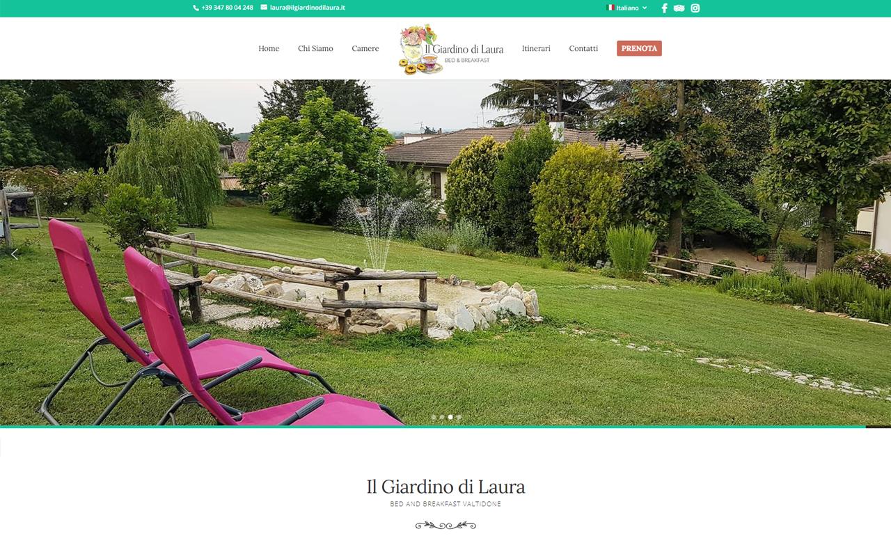 Il Giardino di Laura Bed and Breakfast