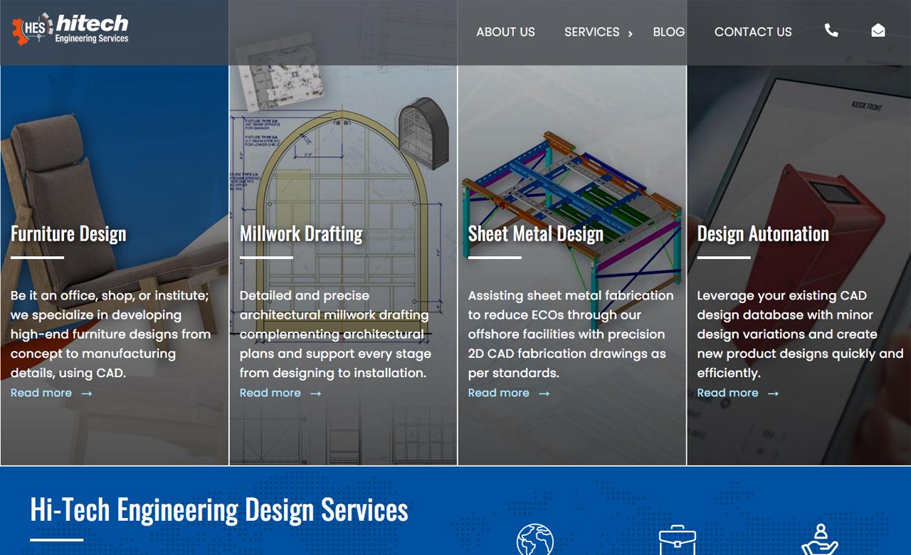 Hi Tech Engineering Services